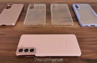Samsung Galaxy S21 Kılıfları İnceleme ve Karşılaştırma